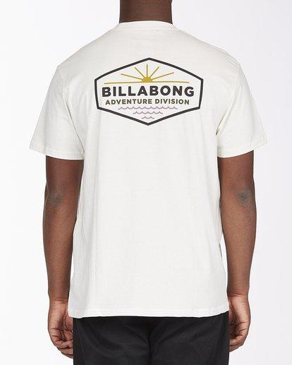 2 A/Div Cove Short Sleeve T-Shirt White ABYZT00285 Billabong