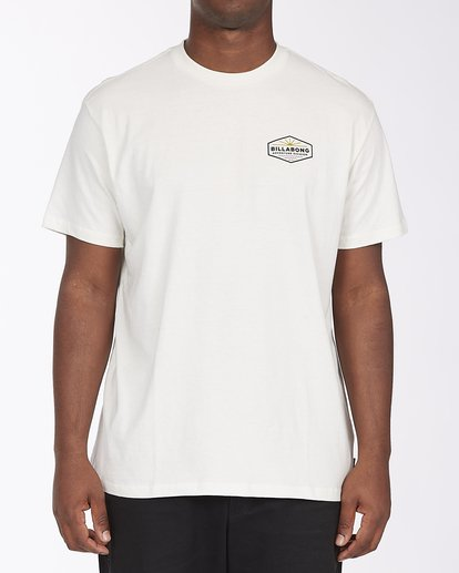0 A/Div Cove Short Sleeve T-Shirt White ABYZT00285 Billabong