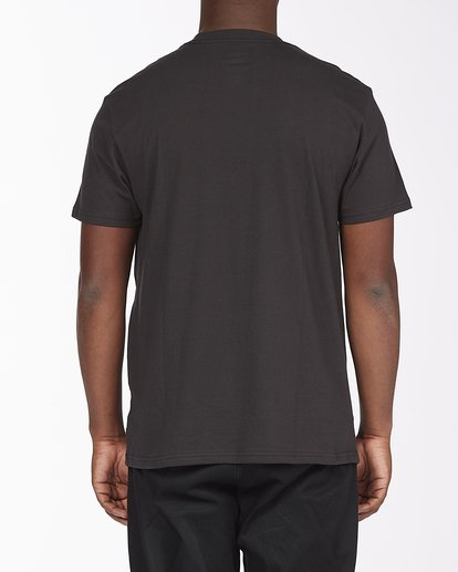 2 A/Div Ridge Short Sleeve T-Shirt Black ABYZT00288 Billabong