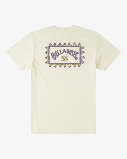 4 Arch Wave UV Short Sleeve T-Shirt Brown ABYZT00293 Billabong