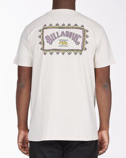 2 Arch Wave UV Short Sleeve T-Shirt Brown ABYZT00293 Billabong