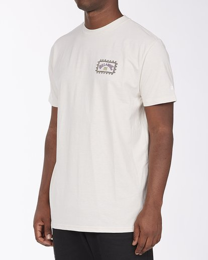 1 Arch Wave UV Short Sleeve T-Shirt Brown ABYZT00293 Billabong