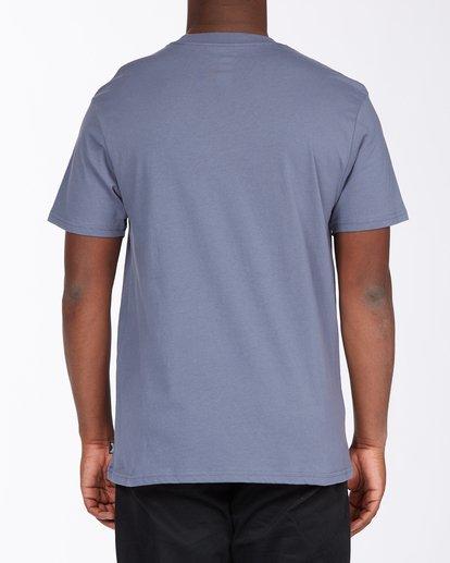2 Seal California Short Sleeve T-Shirt Blue ABYZT00348 Billabong