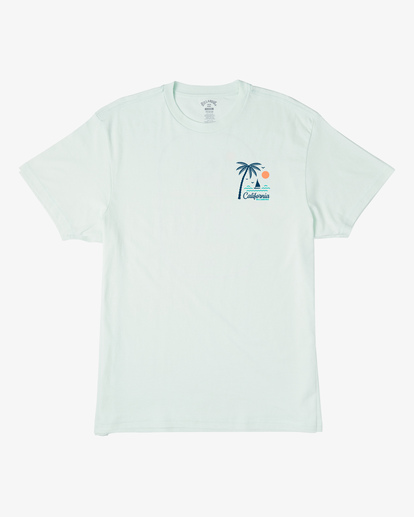 3 Daysailor California Short Sleeve T-Shirt Multicolor ABYZT00350 Billabong