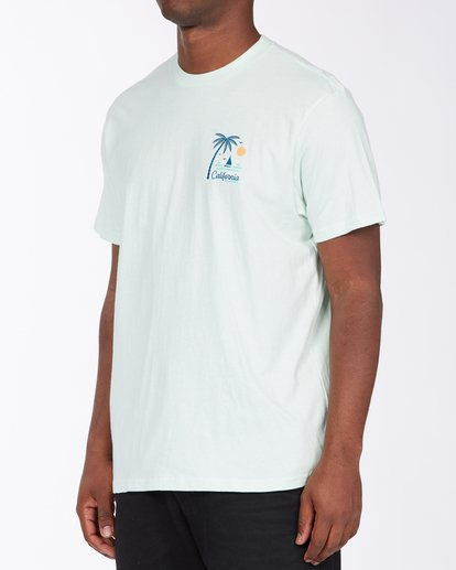 1 Daysailor California Short Sleeve T-Shirt Multicolor ABYZT00350 Billabong