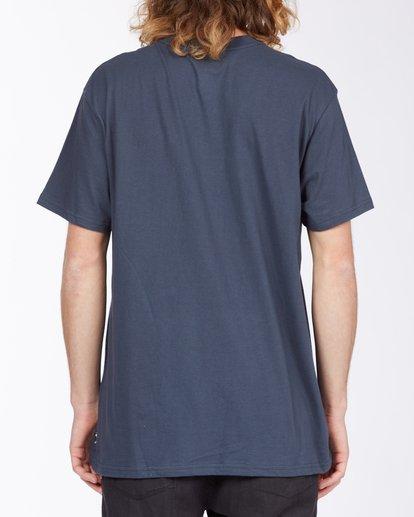 2 Seal Florida Short Sleeve T-Shirt Blue ABYZT00359 Billabong