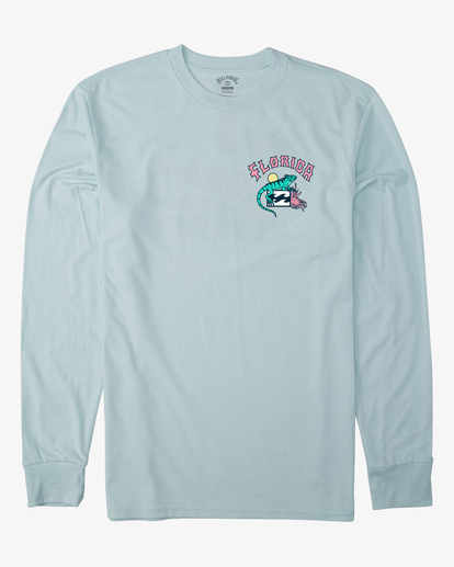 5 Arch Florida Long Sleeve T-Shirt Multicolor ABYZT00367 Billabong