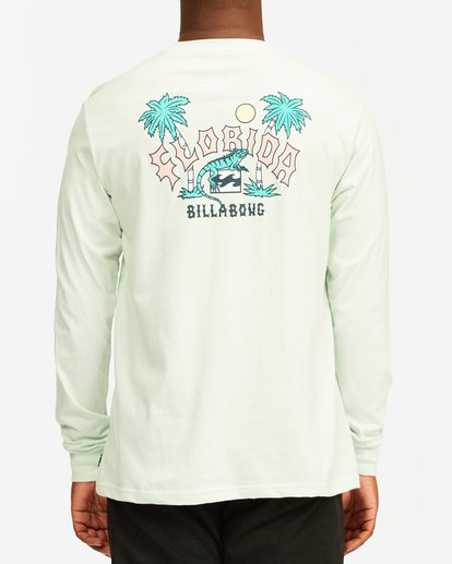 2 Arch Florida Long Sleeve T-Shirt Multicolor ABYZT00367 Billabong