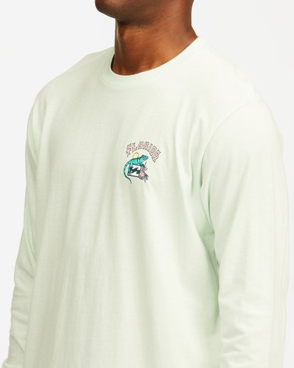 4 Arch Florida Long Sleeve T-Shirt Multicolor ABYZT00367 Billabong