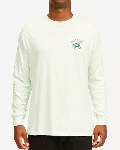0 Arch Florida Long Sleeve T-Shirt Multicolor ABYZT00367 Billabong