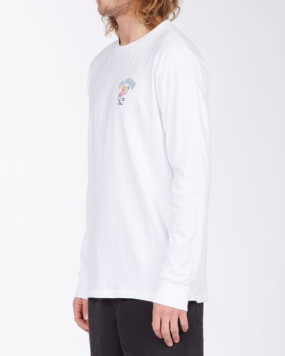 1 Arch Florida Long Sleeve T-Shirt White ABYZT00367 Billabong