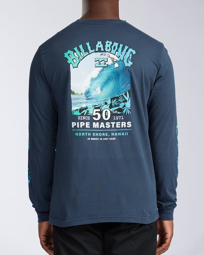 2 Pipe Masters Long Sleeve T-Shirt  ABYZT00387 Billabong