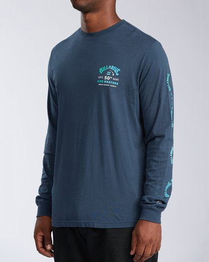 1 Pipe Masters Long Sleeve T-Shirt  ABYZT00387 Billabong