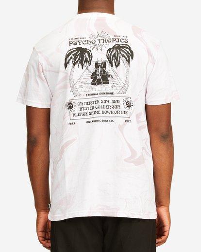 2 Eternal Sunshine Short Sleeve T-Shirt White ABYZT00393 Billabong