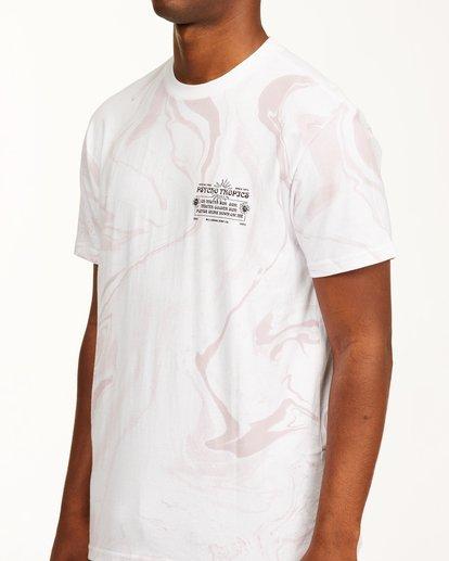 4 Eternal Sunshine Short Sleeve T-Shirt White ABYZT00393 Billabong