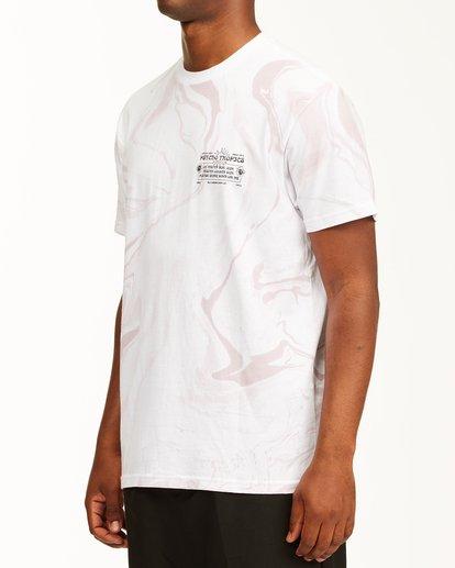 1 Eternal Sunshine Short Sleeve T-Shirt White ABYZT00393 Billabong