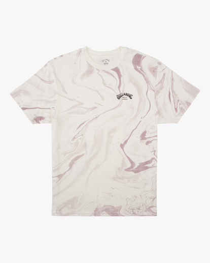 4 Marble Arch Short Sleeve T-Shirt White ABYZT00395 Billabong
