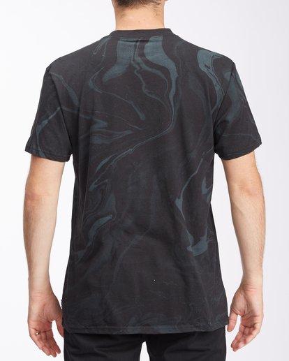 2 Marble Arch Short Sleeve T-Shirt Black ABYZT00395 Billabong