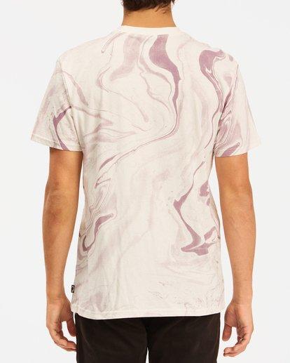 2 Marble Arch Short Sleeve T-Shirt White ABYZT00395 Billabong