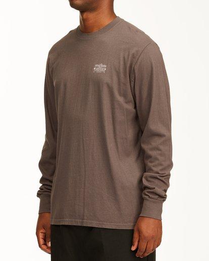 1 Eternal Sunshine Long Sleeve Wave Washed T-Shirt White ABYZT00400 Billabong