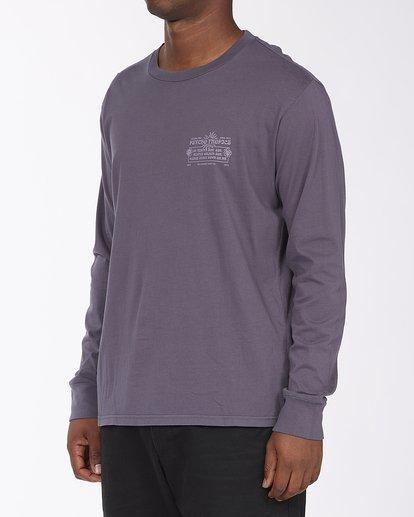 2 Eternal Sunshine Long Sleeve Wave Washed T-Shirt White ABYZT00400 Billabong