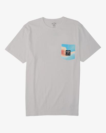 5 Desert Trip Short Sleeve T-Shirt Red ABYZT00406 Billabong
