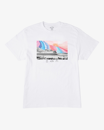 3 Expansion Short Sleeve T-Shirt White ABYZT00407 Billabong