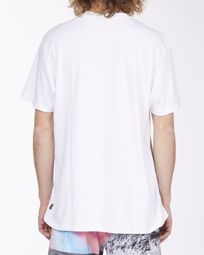 2 Expansion Short Sleeve T-Shirt White ABYZT00407 Billabong