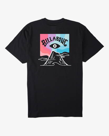 6 Eyesolation Arch Short Sleeve T-Shirt Black ABYZT00408 Billabong