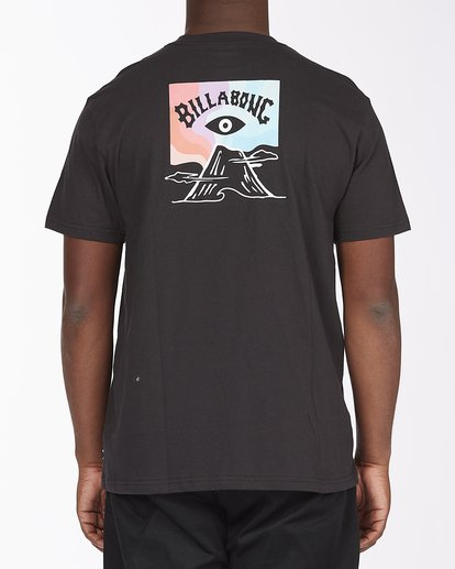 4 Eyesolation Arch Short Sleeve T-Shirt Black ABYZT00408 Billabong