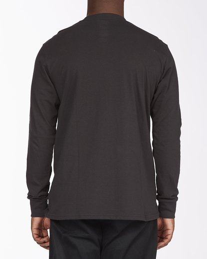3 A/Div Eyesolation Long Sleeve T-Shirt Black ABYZT00412 Billabong