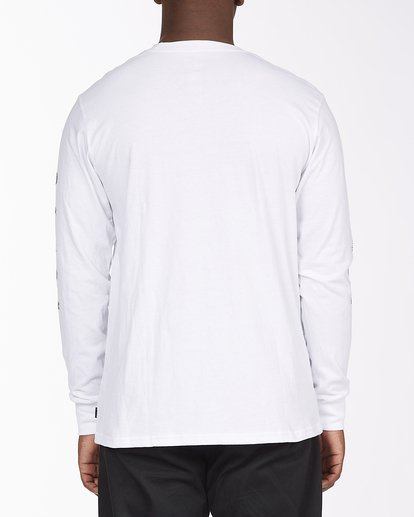 3 Eyesolation Long Sleeve T-Shirt White ABYZT00412 Billabong
