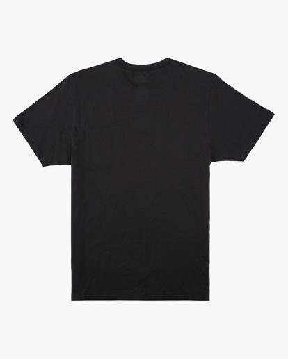 5 Team Pocket T-Shirt Black ABYZT00508 Billabong