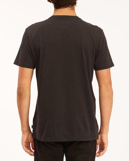 2 Team Pocket T-Shirt Black ABYZT00508 Billabong