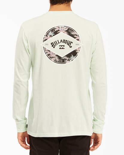 2 Rotor Arch Long Sleeve T-Shirt Multicolor ABYZT00534 Billabong