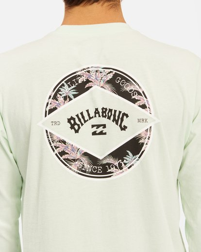3 Rotor Arch Long Sleeve T-Shirt Multicolor ABYZT00534 Billabong