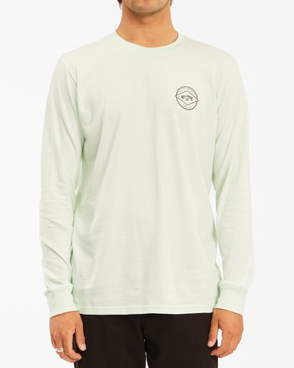 0 Rotor Arch Long Sleeve T-Shirt Multicolor ABYZT00534 Billabong