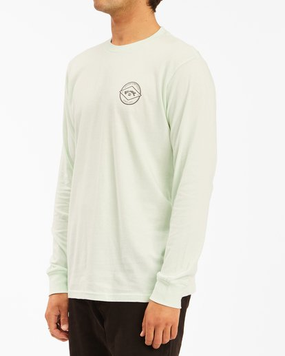 1 Rotor Arch Long Sleeve T-Shirt Multicolor ABYZT00534 Billabong