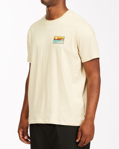 1 A/Div Prospect Short Sleeve T-Shirt Red ABYZT00543 Billabong