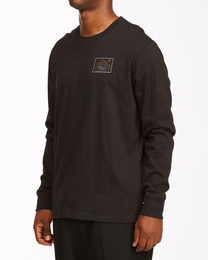 1 Hwy 101 Long Sleeve T-Shirt Black ABYZT00545 Billabong