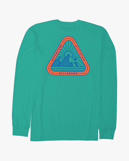 8 A/Div Sawtooth Long Sleeve T-Shirt Multicolor ABYZT00547 Billabong
