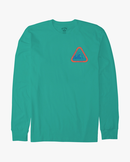 7 A/Div Sawtooth Long Sleeve T-Shirt Multicolor ABYZT00547 Billabong