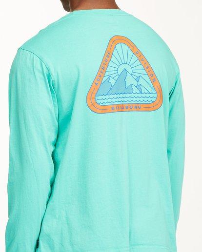4 A/Div Sawtooth Long Sleeve T-Shirt Multicolor ABYZT00547 Billabong