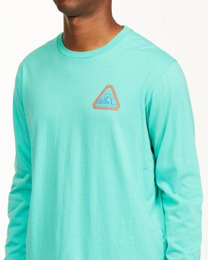 5 A/Div Sawtooth Long Sleeve T-Shirt Multicolor ABYZT00547 Billabong