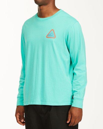 1 A/Div Sawtooth Long Sleeve T-Shirt Multicolor ABYZT00547 Billabong