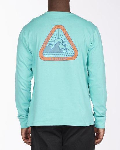 2 A/Div Sawtooth Long Sleeve T-Shirt Multicolor ABYZT00547 Billabong