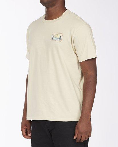 1 A/Div Hwy 101 Short Sleeve T-Shirt Red ABYZT00569 Billabong
