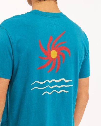 5 Wrangler Day Light Short Sleeve T-Shirt Green ABYZT00572 Billabong