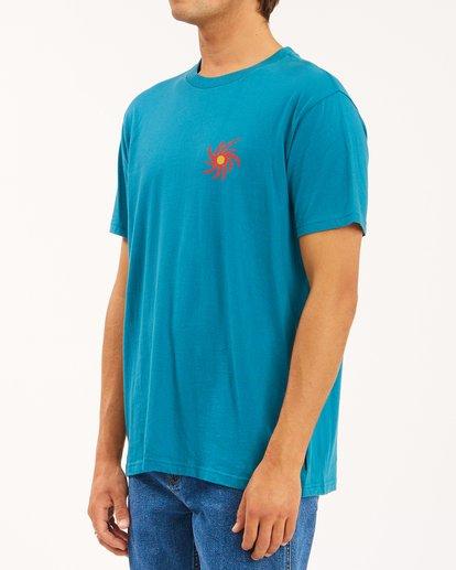 3 Wrangler Day Light Short Sleeve T-Shirt Green ABYZT00572 Billabong