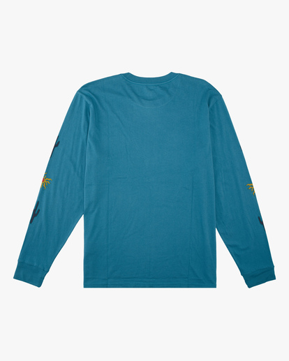 6 Wrangler Sunlight Long Sleeve T-Shirt Green ABYZT00581 Billabong